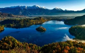 bled 1797835 960 720 300x189 - 10 Best places to visit in Slovenia