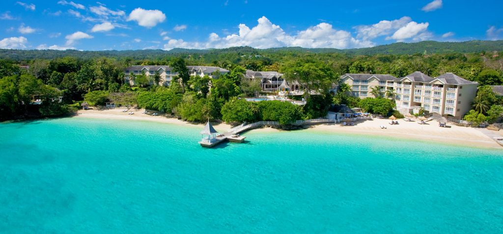 Sandals Royal plantation Jamaica,