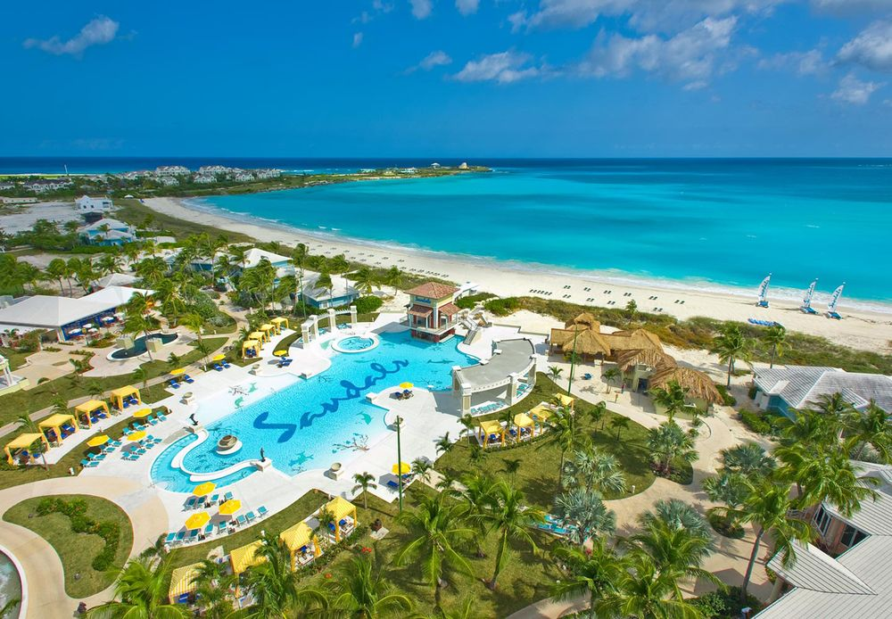 Sandals Emerald Bay Bahamas