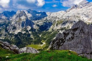 Slovenian Mountain Trail. Best Hiking trails in Europe
