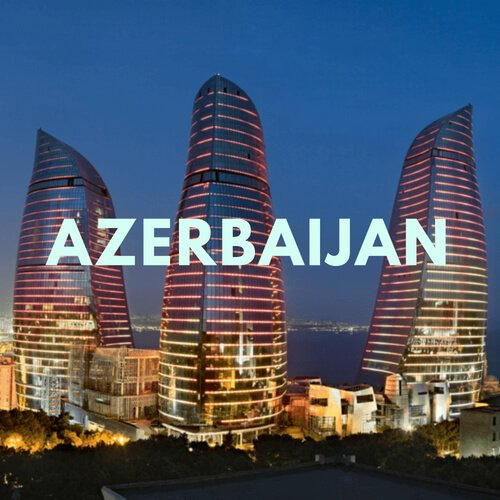 Azerbaijan destinations