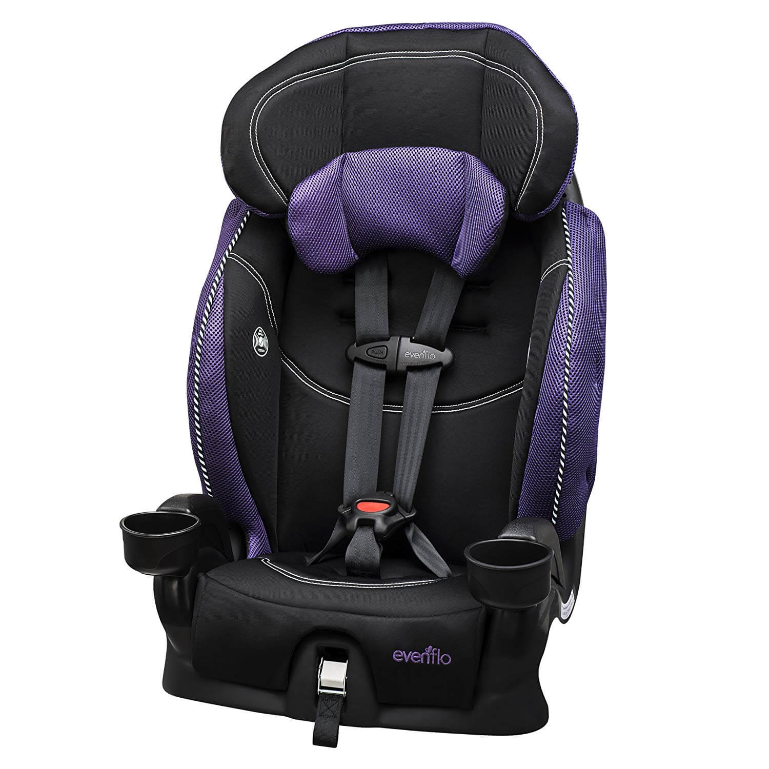seat booster evenflo chase seats lx harnessed travel jasmin olds comfort target harness rightfit baby jameson portable harmony lightweight hollyhock