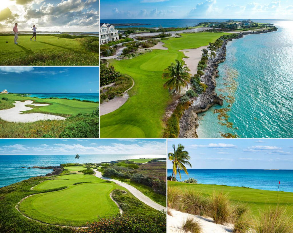 sandals resorts with golf