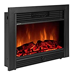 Embedded Electric Fireplace